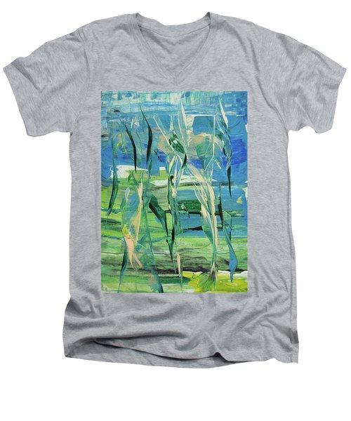 Peaceful Dreams Men's V-Neck T-Shirt