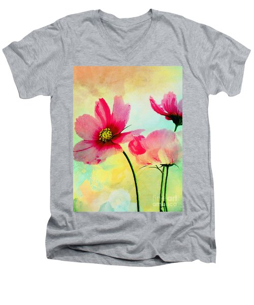 Peacefulness Men's V-Neck T-Shirt