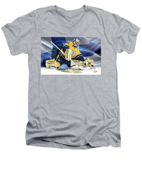 Peksi Men's V-Neck T-Shirt