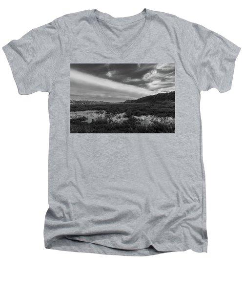 Penasquitos Creek Marsh Men's V-Neck T-Shirt