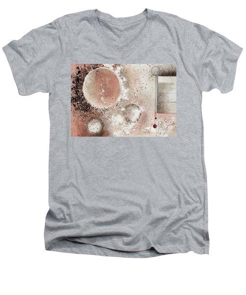 Pendulum Men's V-Neck T-Shirt
