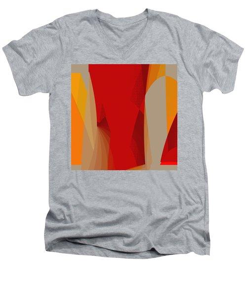 Penman Original-518 Men's V-Neck T-Shirt by Andrew Penman