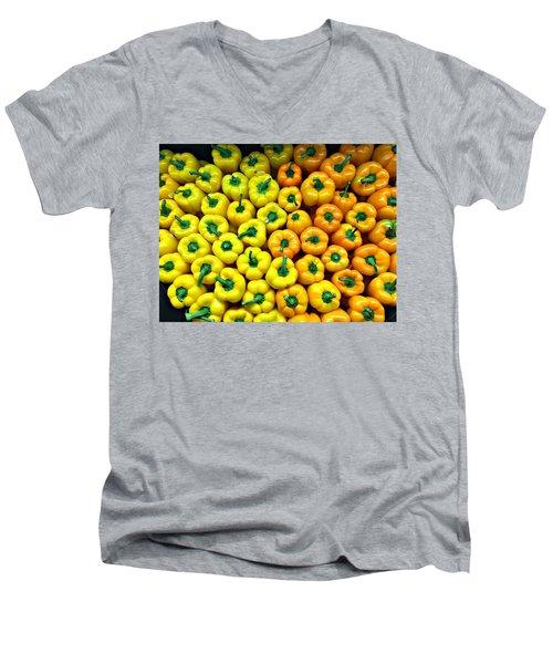 Pepper A Plenty Men's V-Neck T-Shirt