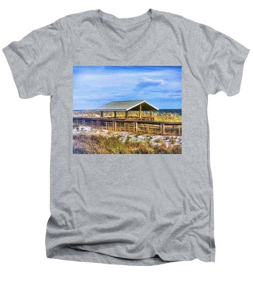 Perdido  Men's V-Neck T-Shirt