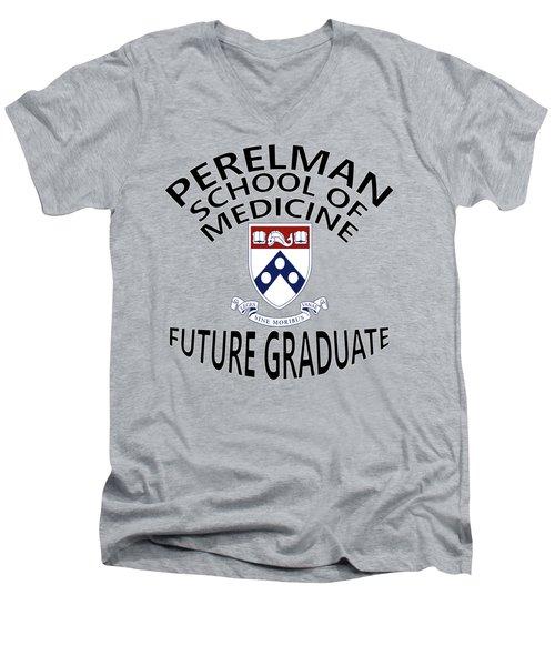 Perelman School Of Medicine Future Graduate Men's V-Neck T-Shirt