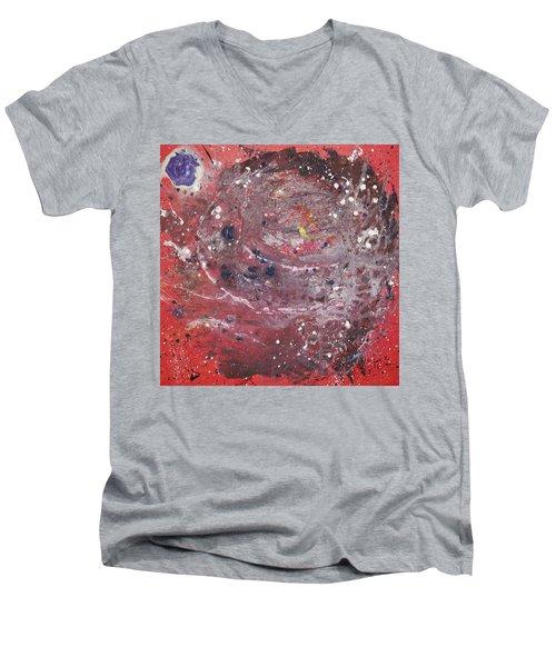 Perfect Storm Men's V-Neck T-Shirt