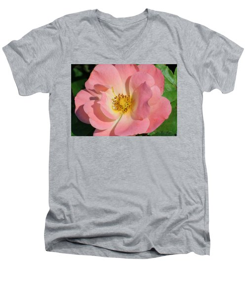 Perfectly Pink Men's V-Neck T-Shirt