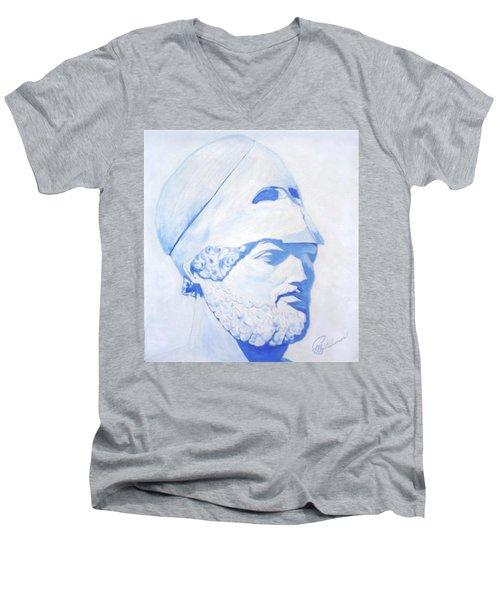 Pericles Men's V-Neck T-Shirt