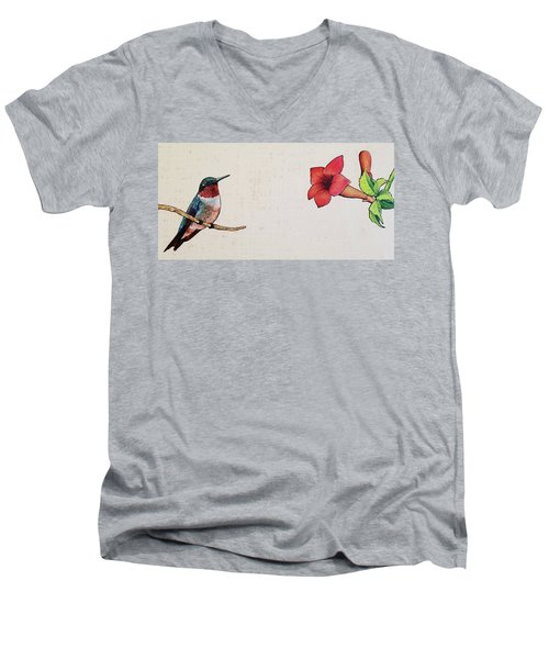 Perry Men's V-Neck T-Shirt