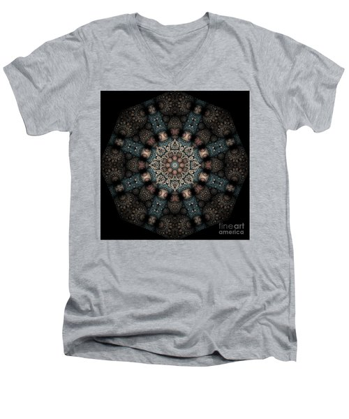 Persnickety Palpitations Of Magnificent Malformations Men's V-Neck T-Shirt
