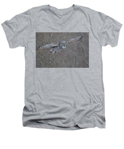 Phantom  Men's V-Neck T-Shirt