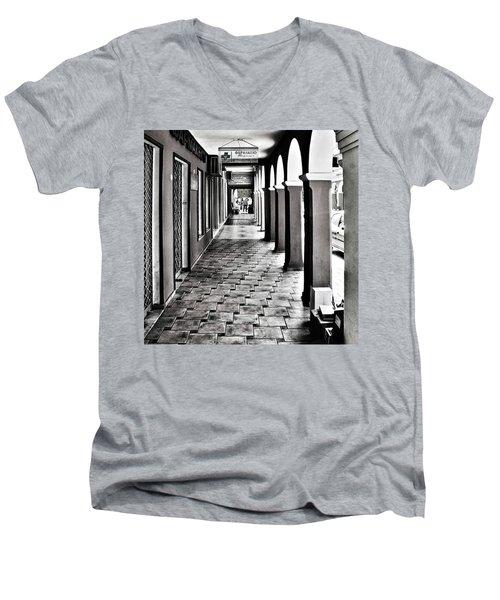 Pharmacy, Zante Town. #zakynthos #zante Men's V-Neck T-Shirt
