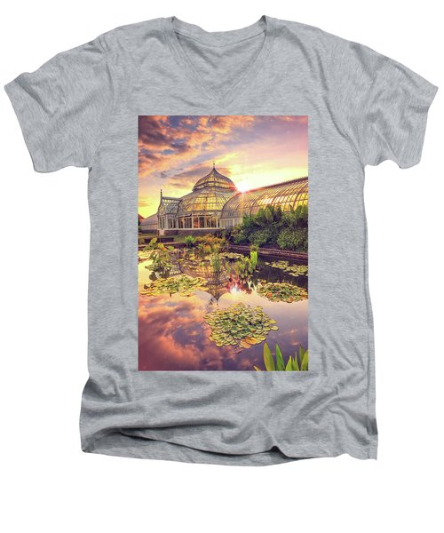 Lilys At Phipps  Men's V-Neck T-Shirt
