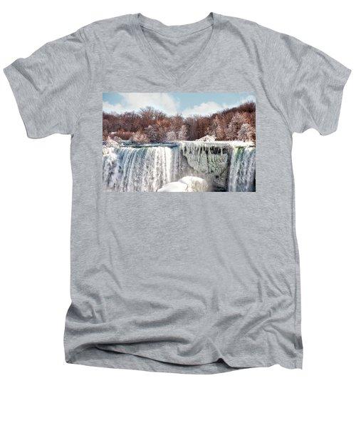 Niagara  Men's V-Neck T-Shirt