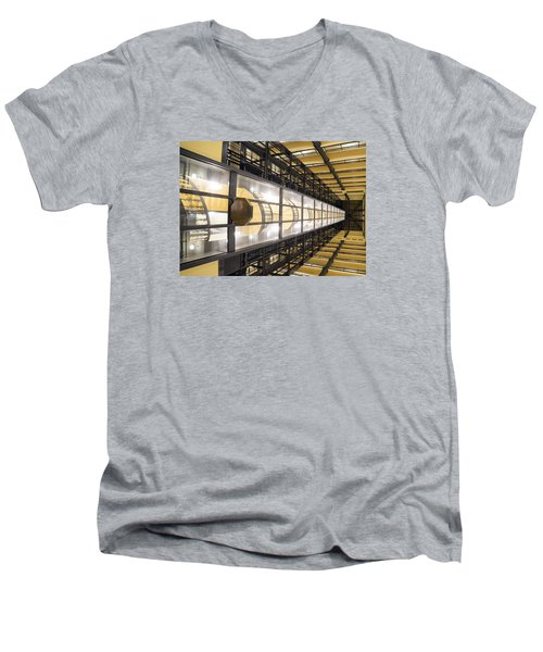 Photon Cannon Men's V-Neck T-Shirt