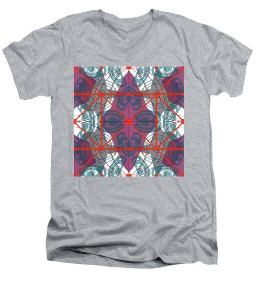Pic11_coll2_14022018 Men's V-Neck T-Shirt