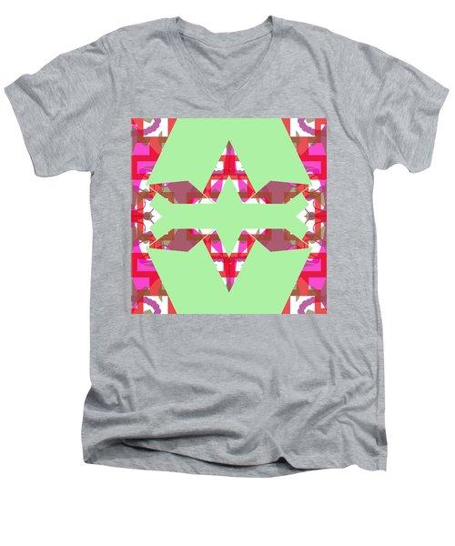 Pic13_coll2_14022018 Men's V-Neck T-Shirt