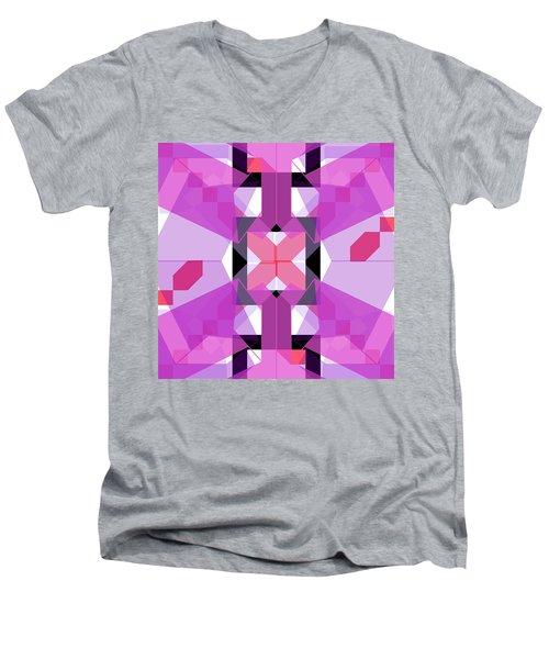 Pic1_coll1_14022018 Men's V-Neck T-Shirt