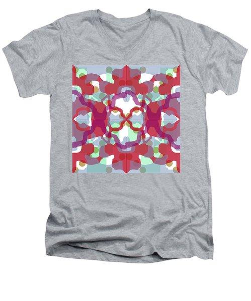 Pic2_coll1_14022018 Men's V-Neck T-Shirt