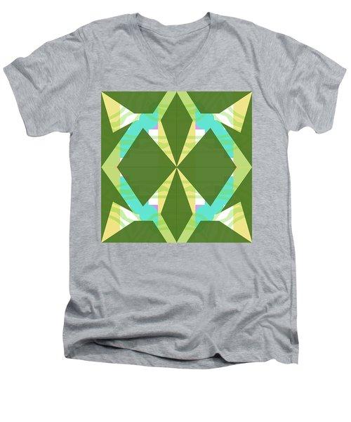 Pic4_coll1_14022018 Men's V-Neck T-Shirt