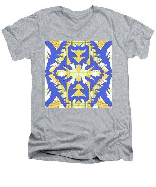 Pic4_coll1_15022018 Men's V-Neck T-Shirt