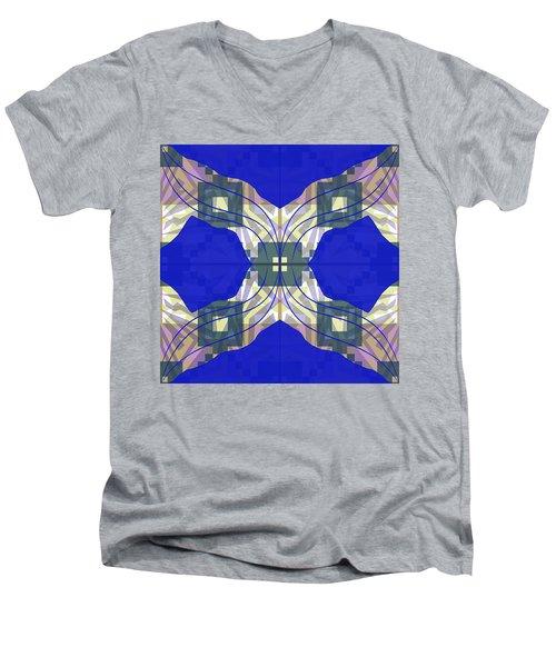 Pic4_coll2_14022018 Men's V-Neck T-Shirt