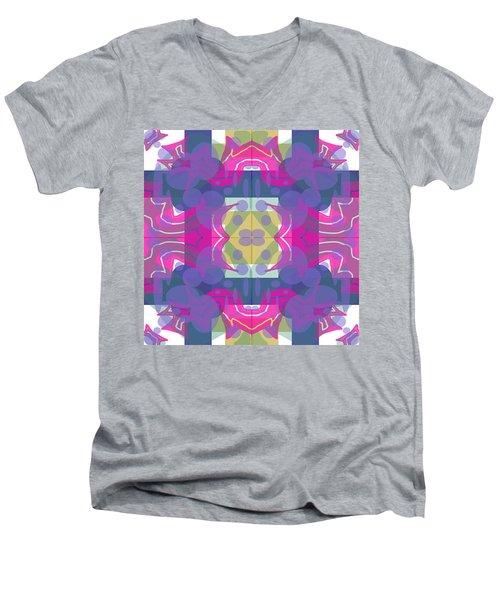 Pic7_coll1_14022018 Men's V-Neck T-Shirt