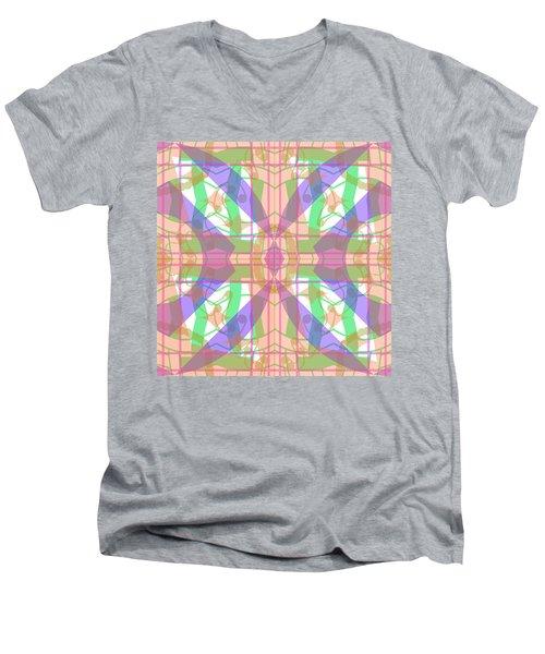 Pic7_coll1_15022018 Men's V-Neck T-Shirt