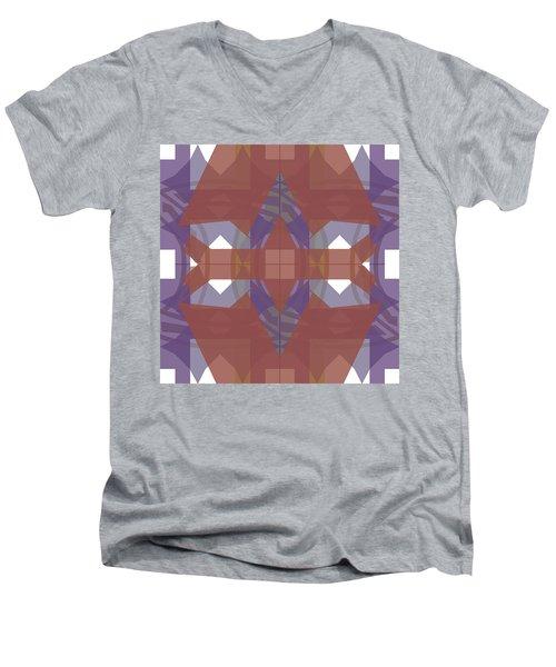 Pic8_coll1_14022018 Men's V-Neck T-Shirt
