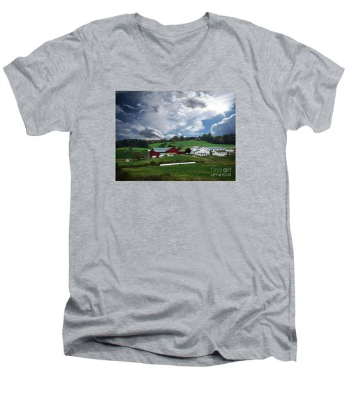 Picture Perfedt Men's V-Neck T-Shirt