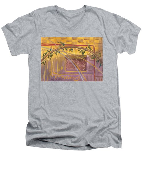 Picture Window Men's V-Neck T-Shirt