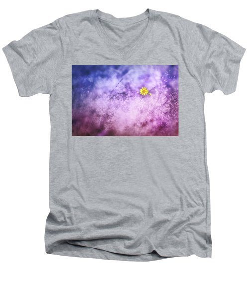 Piece Of The Summer Men's V-Neck T-Shirt