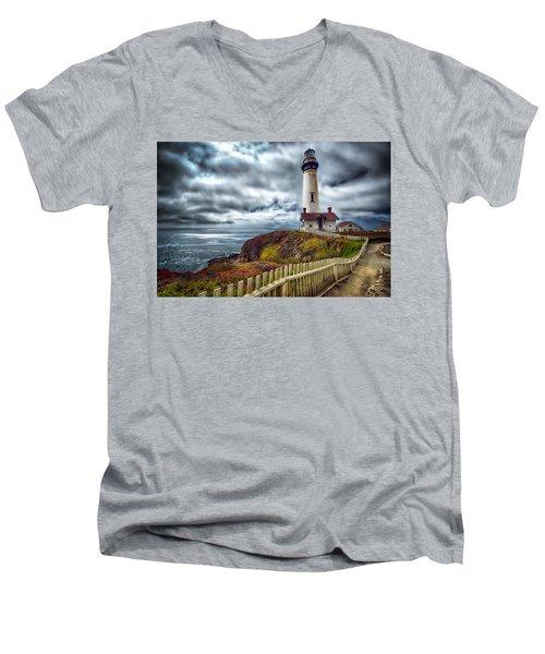 Pigeon Point Men's V-Neck T-Shirt