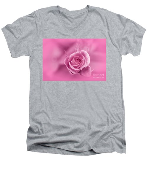 Pink Dream Men's V-Neck T-Shirt