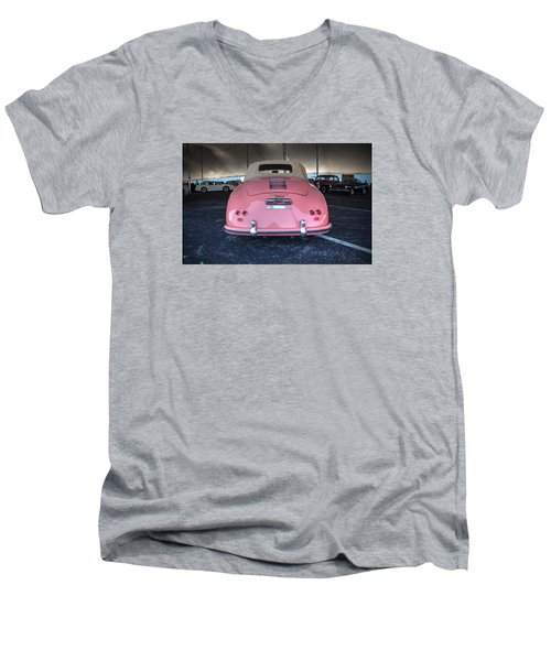 Pinky Men's V-Neck T-Shirt