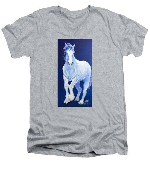 Pirouette Men's V-Neck T-Shirt