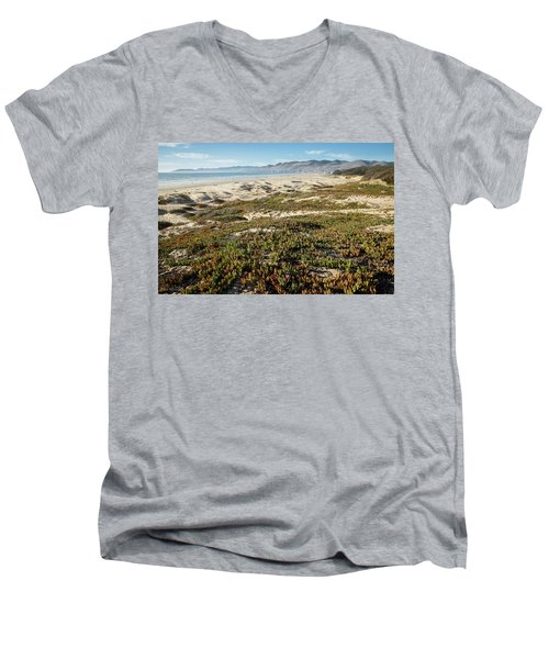 Pismo Beach Men's V-Neck T-Shirt