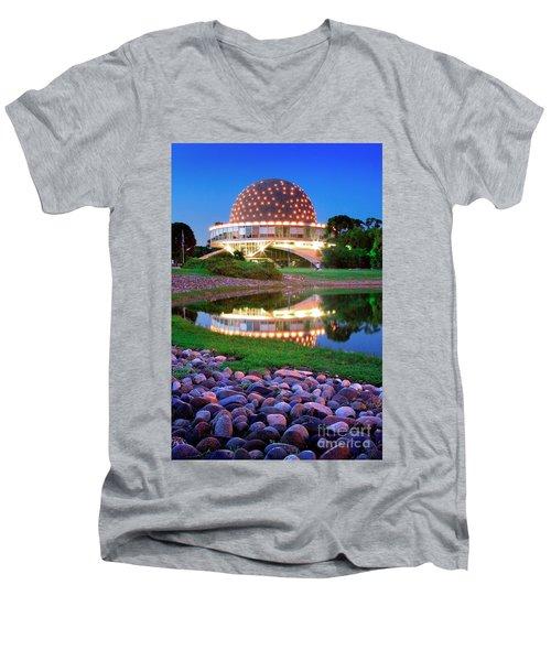 Planetario Men's V-Neck T-Shirt