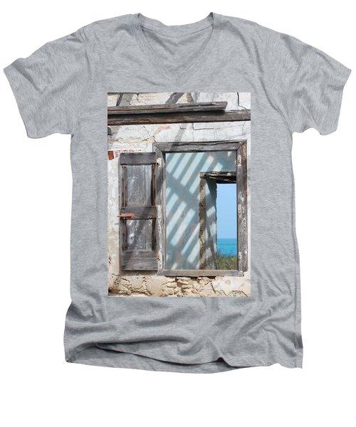 Plantation Quarters Men's V-Neck T-Shirt