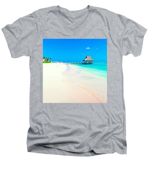Playa Men's V-Neck T-Shirt
