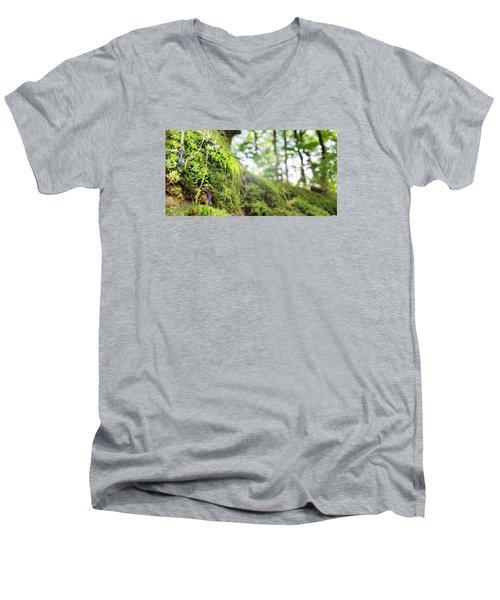 Playground Men's V-Neck T-Shirt