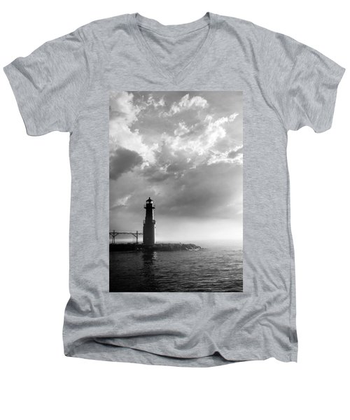 Point Of Inspiration Men's V-Neck T-Shirt