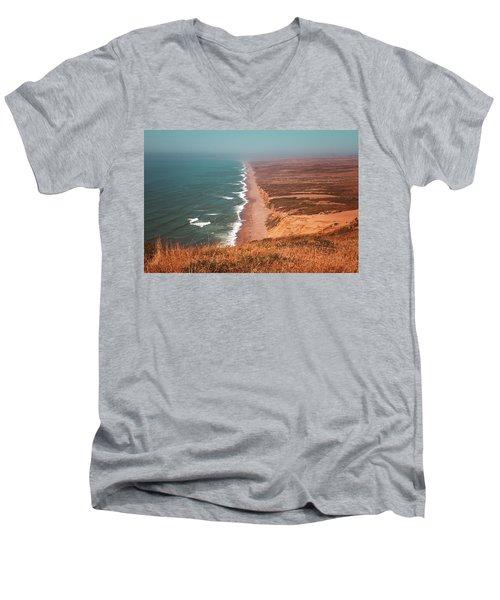 Point Reyes National Seashore Men's V-Neck T-Shirt