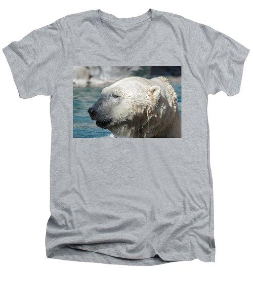 Polar Bear Club Men's V-Neck T-Shirt