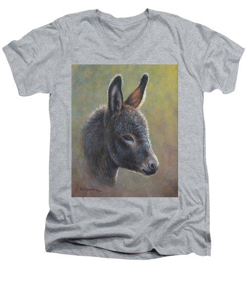 Poncho Men's V-Neck T-Shirt