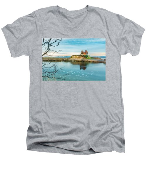 Pond And Geyser Men's V-Neck T-Shirt