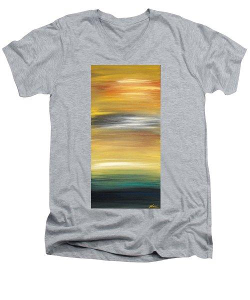 Pond Men's V-Neck T-Shirt