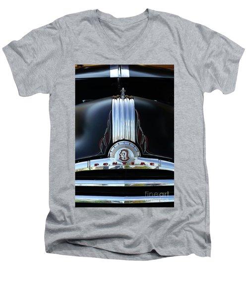 Pontiac Men's V-Neck T-Shirt