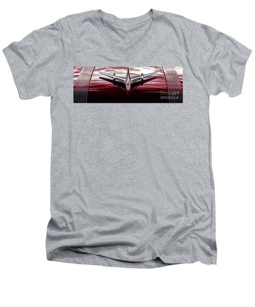 Pontiac Star Chief Men's V-Neck T-Shirt