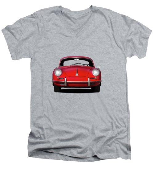 Porsche 356 Men's V-Neck T-Shirt